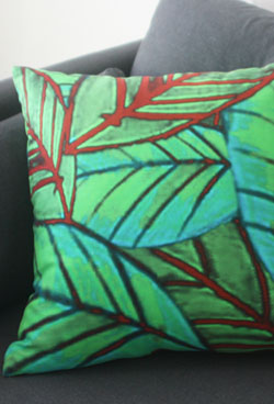 forest cushion 20% SALE