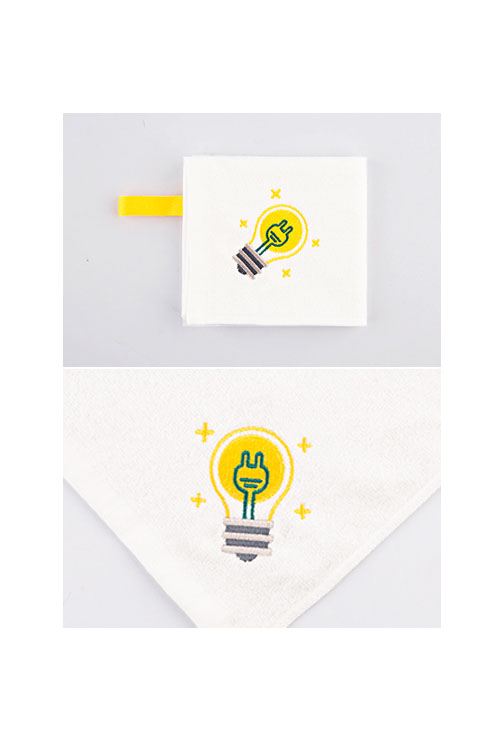 [ECOBRIDGE] BAMBOO MINI TOWEL ver.3 - save energy